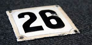 Twenty-Six Facts About The Number 26   The Fact Site