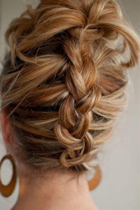 beautiful  easy updos  long hair