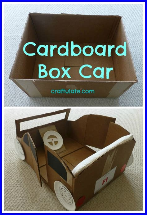 box x auto how to make a big car out of cardboard big car