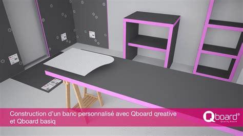 tuto construire mobilier de salle de bains avec qboard jackon insulation