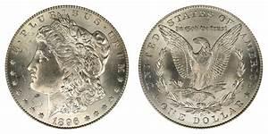 Morgan Dollar Coin Value Chart 1896 S Morgan Silver Dollar Coin Value Prices Photos Info