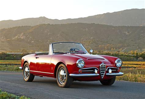 Giulietta Spider Veloce 1.600 - Club Alfa Romeo Cuore Sportivo