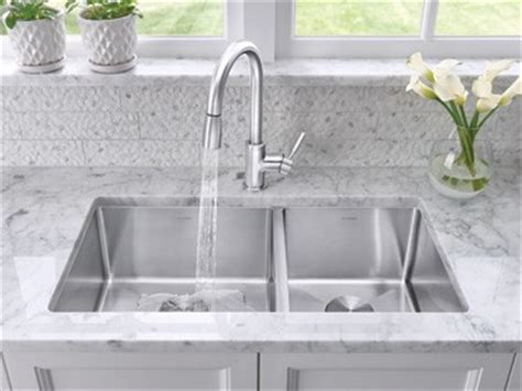 water coming up from kitchen sink kitchen sinks stainless steel kitchen sinks blanco 9597