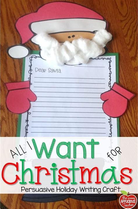 santa letter writing activity santa craft santa
