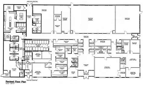 images  dog care facility floorplans