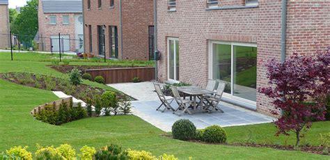 aménagement terrasse et jardin photo terrasse brabant wallon nys jardin