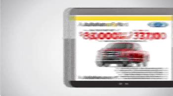 autonation model year  sale tv commercial