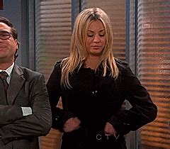 Kaley cuoco GIFs - Get the best gif on GIFER