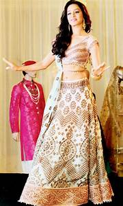 Celebrities Lehenga Choli Designs Bridal Threads Shraddha Kapoor At A Conference Of Bridal