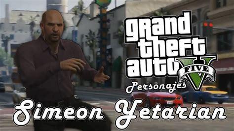 You Can Kill Simeon Yetarian!