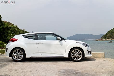 Veloster Turbo 2015 by Hyundai Veloster Turbo Facelift 2015 運動感小提升 香港第一車網 Car1 Hk