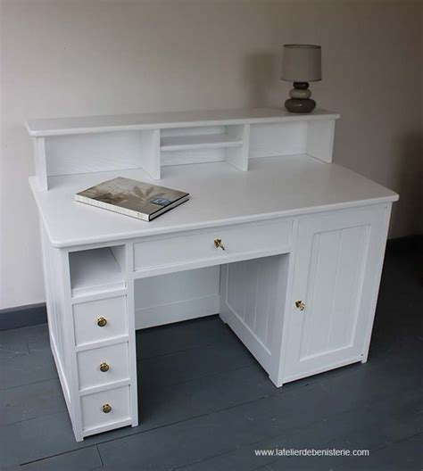 but bureau blanc bureaux de style