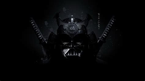 Star Wars, Katana, Samurai, Darth Vader Wallpapers Hd