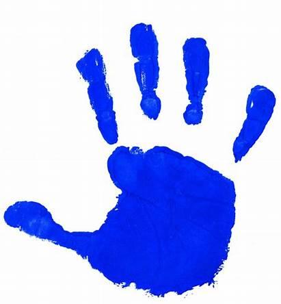 Handprint Outline Clipart Clip Clipartion