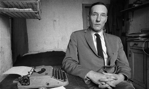 William S Burroughs  Biography, Books And Facts