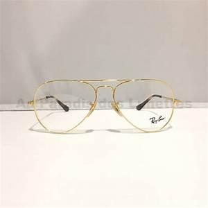 Lunette De Vue Aviateur : lunettes de vue rayban aviateur dor au paradis des lunettes ~ Melissatoandfro.com Idées de Décoration