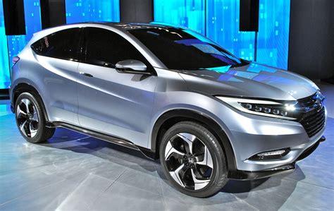 Honda Urban Suv Concept, New Small Suv, Debuts At Detroit