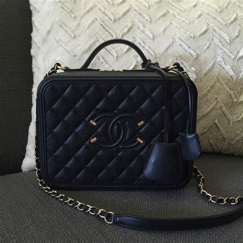 revealed  purseforum members latest chanel bag