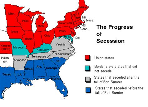 What Lead to the Secession of the Southern States? Talk ...
