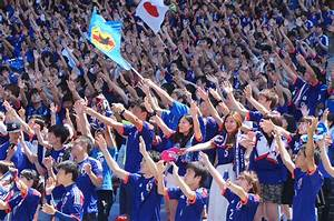 Ambitious, Japanese, Fans, Deflated, By, Samurai, Blue, U2019s, First