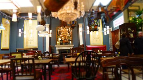 top  quirky london restaurants