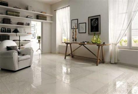 desain ruang tamu minimalis tips memilih lantai keramik