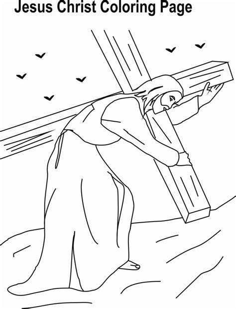 christian preschool coloring pages jesus coloring home