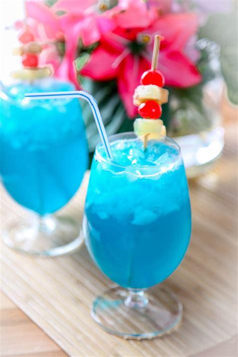 blue hawaiian recipe baking