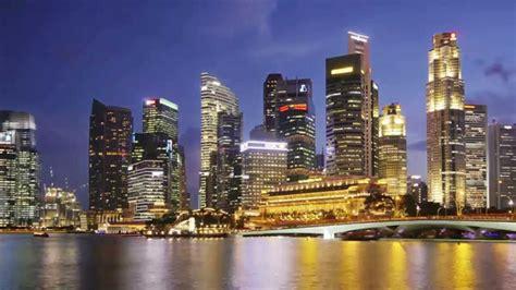 Beautiful Singapore Landmarks Architecture Environment