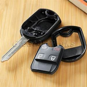 Replacement 4 Button Remote Key Shell Case Fob Repair for 2011-2014 FORD Mustang | eBay