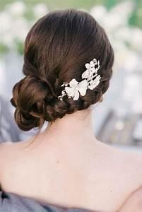 20 Strikingly Gorgeous Side Updo Wedding Hairstyles ...