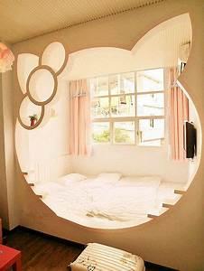 Chambre Hello Kitty : chambre hello kitty hello kitty pinterest chambres hello kitty hello kitty et chambres ~ Voncanada.com Idées de Décoration