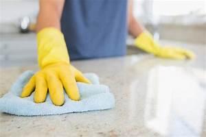 Nettoyer Du Marbre : nettoyer un plan de travail en marbre astuce de grands m res ~ Melissatoandfro.com Idées de Décoration