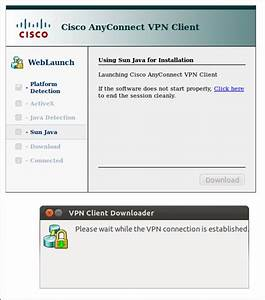 Vpn Installation For Red Hat  Linux  And Ubuntu  U2013 Office