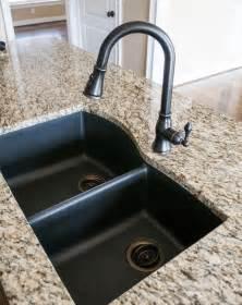 25 best ideas about black kitchen sinks on pinterest