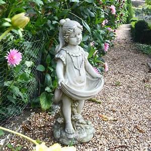 Jill, Garden, Statue