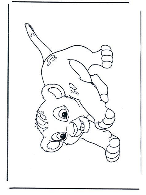 der loewenkoenig simba malvorlagen der koenig der loewe