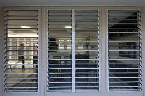 aluminum glass louvered windows modern other by
