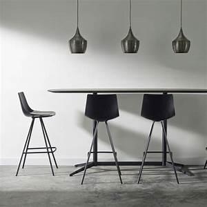 Chaise Haute Plan De Travail : chaise plan de travail design pour bar et lot de cuisine ~ Edinachiropracticcenter.com Idées de Décoration