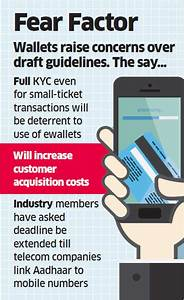 RBI: New RBI plan could bring bad news for m-wallets like ...