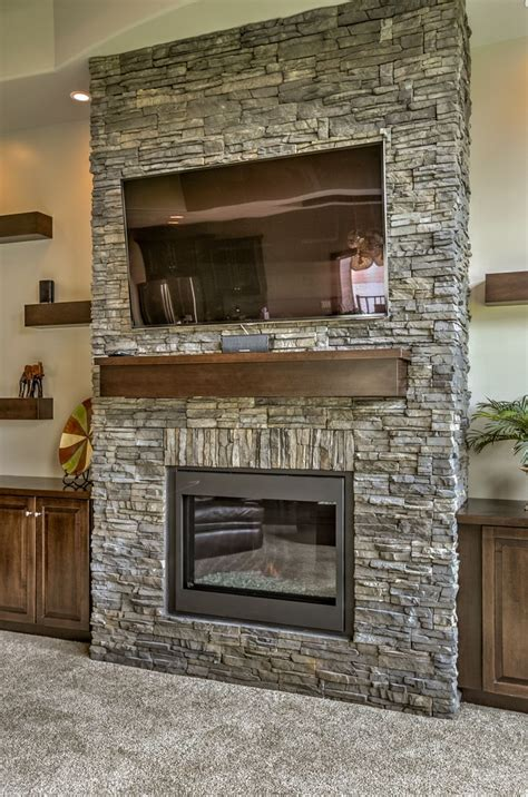 nantucket stacked fireplace 27 best veneer for fireplace images on