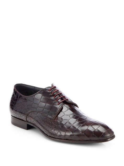boss  hugo boss pessot laceup dress shoes  brown