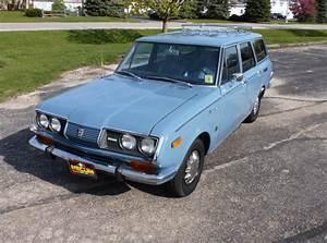 1972 Toyota Corona Mark Ii Wagon