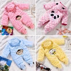 Newborn Baby Girl Winter Clothes