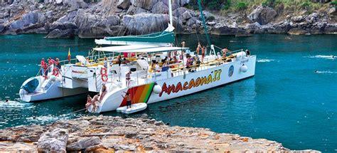 Catamaran Boat Trip Menorca by Alcudia Sea Trips Catamaran 11 Alcudia Sea Trips Boat