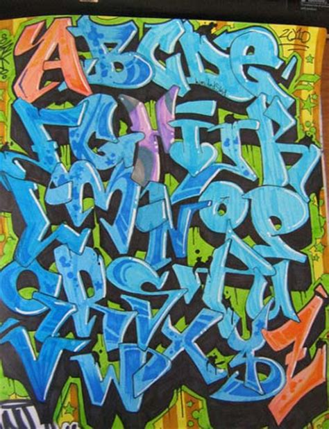 graffity art photograpy january