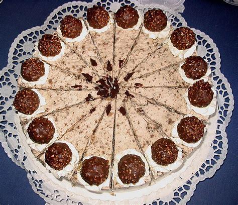 rezepte mit kinderriegel rocher torte sarina emilia chefkoch de