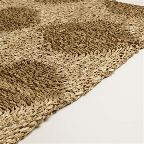 seagrass doormat cheap chic of the week jeffrey bilhuber lacquered