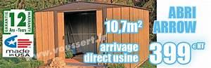Abri De Jardin Arrow : abri de jardin arrow acier prix direct usa ~ Dailycaller-alerts.com Idées de Décoration