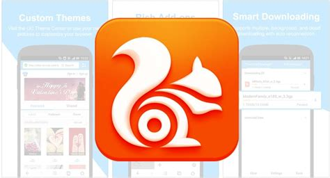 uc browser apk for android all versions
